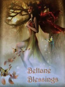 beltanebutterflywoman